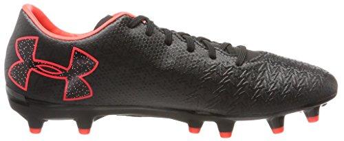 Under Armour UA CF Force 3.0 FG, Chaussures de Football Homme Gris
