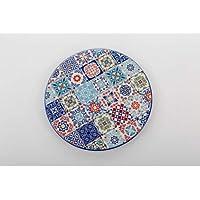 LE STELLE SOTTOPENTOLA in Ceramica MAIOLICA d 20 5 CM