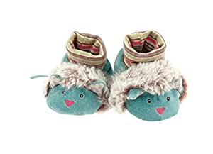 Moulin Roty - Chaussons Chat Les Pachats