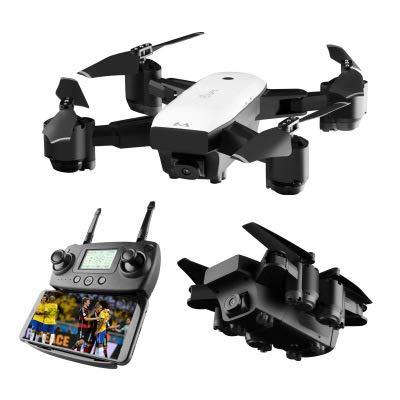 menglishop Drohne Falten Ultra High Definition Antenne 4K professionelle bürstenlose Fernbedienung Flugzeuge GPS optischen Fluss intelligente Lange Akkulaufzeit