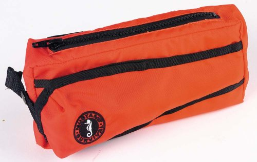 MUSTANG UTILITY POUCH FOR INFLATABLE PFD'S ORANGE (Orange Mustang)