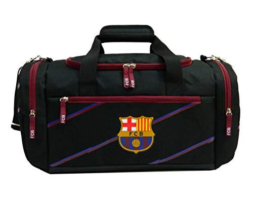 Junior FCB-Bolsa de deporte, colección oficial FC Barcelona-50 cm