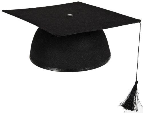 Studenten Doktor College Mütze (College Kostüme Student)