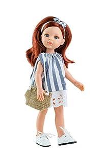 Paola Reina Ropa muñeca Cristi 32 cm, 54418