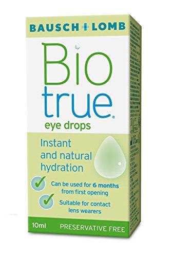 Biotrue befeuchtende Augentropfen, 10ml