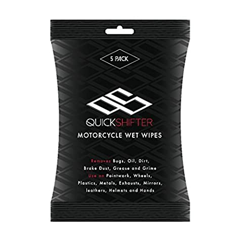 Motorcycle Wet Wipes
