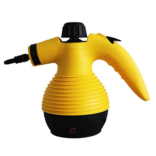 Nettoyeur vapeur portable Coco pour bains vapeur haute pression sans produits chimiques, destinés aux salles de bains, cuisines, sols, sols, moquettes, coulis, etc.