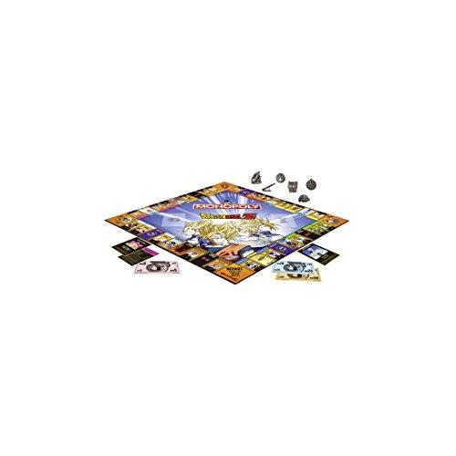 Monopoly Dragon Ball Z - Version Française - Référence Gaming