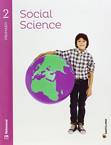 SOCIAL SCIENCE 2 PRIMARY STUDENT'S BOOK - 9788468028637