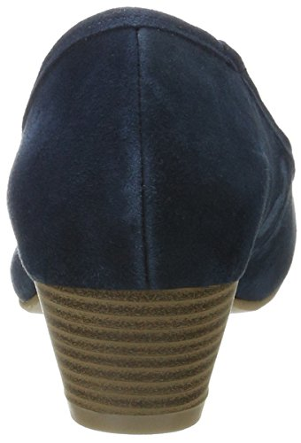 Andrea Conti Damen 3004504 Pumps Blau (Dunkelblau)