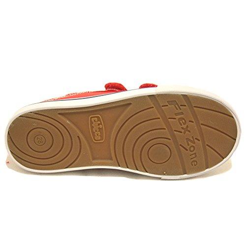 Vermelhas De Walker Sapatos Caffe Bebé Chicco Sapatilhas 5RYxFwvxq