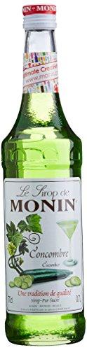 Monin Le Sirop de GURKE 0,7 l