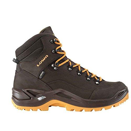 Lowa - Chaussures Randonnee Renegade Mid Gtx Homme Lowa GRIS