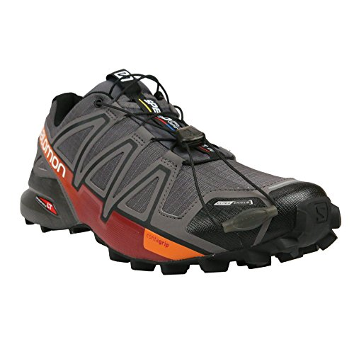 Salomon Shoes Speedcross 4 CS, Gris, 43 1/3