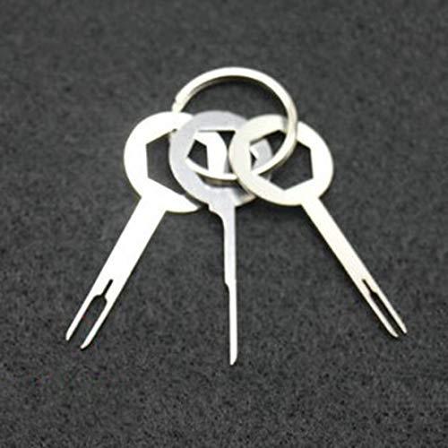 Brodwell meritorious Dispositivo di rimozione degli Strumenti di connessione Crimp connettore Pin Rilase Estrattore Puller(None 6)