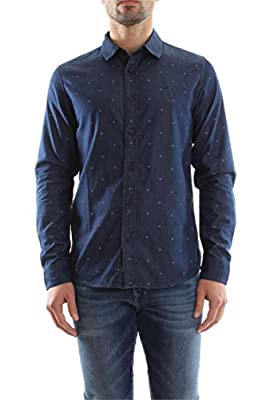 Calvin Klein Jeans Men's Casual Shirt