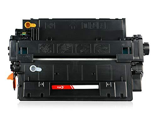 Patrone CE255A Kompatibel mit HP Laserjet P3015 P3015D P3015DN P3015X Canon LBP6750dn Laserdrucker Tonerkartusche Tonerkartusche mit hoher Reichweite -