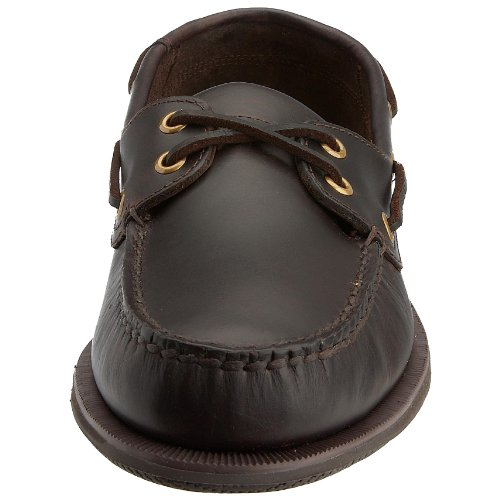 Rockport, Mocassini, Uomo Marrone (Braun (DK BROWN PULL UP))