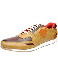 BCK By BUCKAROO EDRIC- Tan Men's PU Casual Shoes- 42 EU / 8 US Men