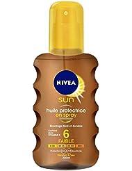 Nivea Sun Spray Huile Protectrice SPF6 200ml ()