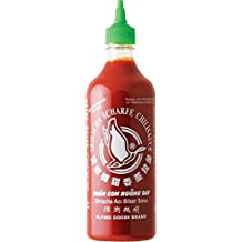 Flying Goose Chilisauce, Sriracha scharf, 2er Pack (2 x 730 ml)