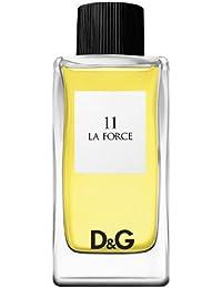 Dolce & Gabbana D&G 11 La Force Eau de Toilette 100ml Vaporizador