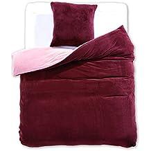 suchergebnis auf amazon.de für: kuschelige bettwäsche - Biber Bettwasche Weich Warm Winter