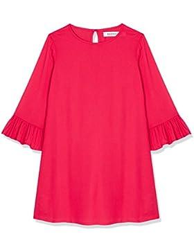RED WAGON Mädchen Kleid mit Rüschen