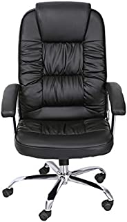 AFT 9928BL Office Chair with Wheels - Black