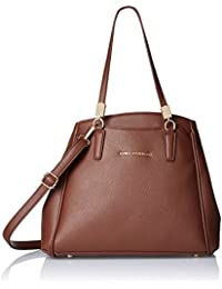 Lino Perros Women's Satchel (Brown)
