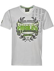 T-Shirt Col V Homme EVERLAST