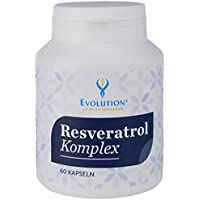 Evolution Resveratrol Komplex Kapseln 60St. preisvergleich bei billige-tabletten.eu