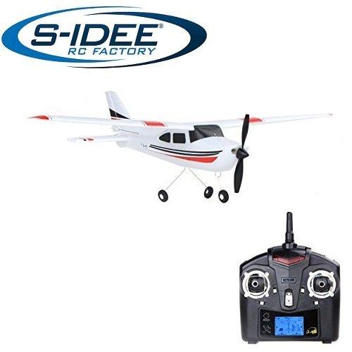 *s-idee 01506 Flugzeug Cessna F949 ferngesteuert mit 2.4 Ghz Technik mit Lipo Akku*