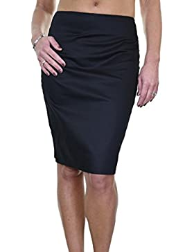 ICE (2541-1) elegante falda de tubo con luz 56cm lámpara de araña Negro