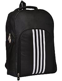 LeeRooy Classic Backpack - Black  Laptop Bag  Backpack  School Bag  Laptop Bag  Shoulder Bag  Collage Bag  Sling...