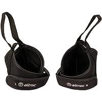 Attrac - Correas de mano, ideal para hacer Nordic Walking y usar bastones de trekking, con correas para ambas manos
