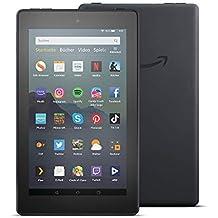 Das neue Fire 7-Tablet (7-Zoll-Display, 16 GB), Schwarz mit Spezialangeboten