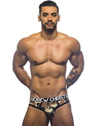 Andrew Christian Camouflage Air Jock with Almost Naked