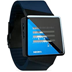 Nooka Zizm Unisex Midnight Blue Watch ZIZM MB