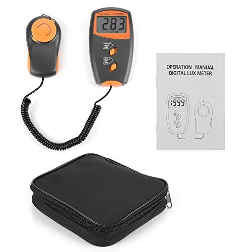 Digitales LCD-Display Lichtmessgerät Umweltprüfung Illuminometer LX1010BS Pocket Lux Meter