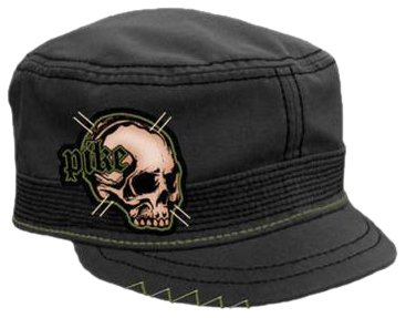 pike-apparel-cap-skull-in-one-size