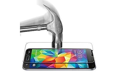 HQ-CLOUD 1 Film Vitre en Verre Trempe de Protection d'ecran Transparent pour Samsung Galaxy Grand Plus / Grand Neo / Grand Lite