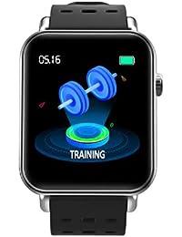 DAYLIN Pulsera de Actividad de Hombre Mujer Relojes Deportivos Smartwatch Fitness Tracker IP67 Impermeable Monitor de