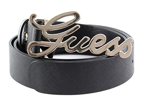 Guess Adjustable Belt Robyn W105 Black - recortable
