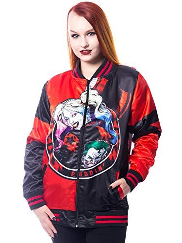 Innocent Clothing DC Comics Damen Blouson Jacke Harley Quinn Puddin Jacket (S)