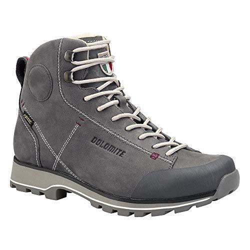 Dolomite Unisex-Erwachsene Bota Cinquantaquattro High Fg W GTX Trekking- & Wanderstiefel, Gunmetal Grey, 38 2/3 EU