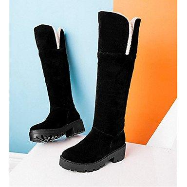 Ch & Tou Bottines Pour Femme-décontractées-confortables-low-pu (polyuréthane) -black Red Grey Beige Gris