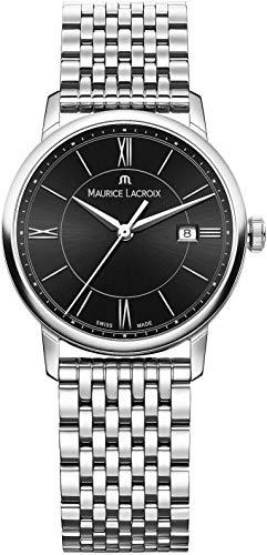 Maurice Lacroix EL1094-SS002-310-1 - Orologio da polso Donna, Acciaio inox, colore: Argento