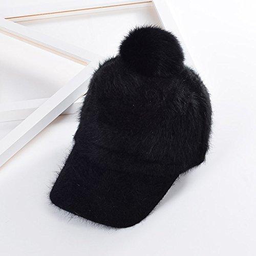STTS Chapeau de Langue de Canard Automne Et Hiver Mode Marée de Chapeau de Couleur Unie