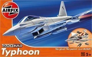 Airfix Schnelles Gebaut Typhoon Flugzeug Modell Bausatz